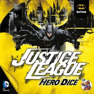 Justice League : Hero Dice - Batman